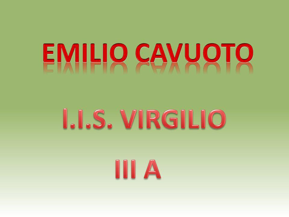 EMILIO CAVUOTO l.I.S. VIRGILIO III A