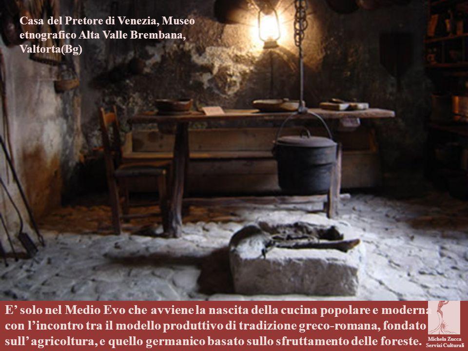 . Casa del Pretore di Venezia, Museo etnografico Alta Valle Brembana, Valtorta(Bg)