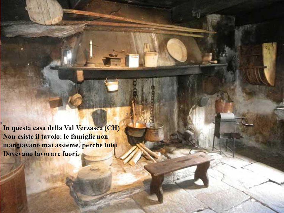 In questa casa della Val Verzasca (CH)