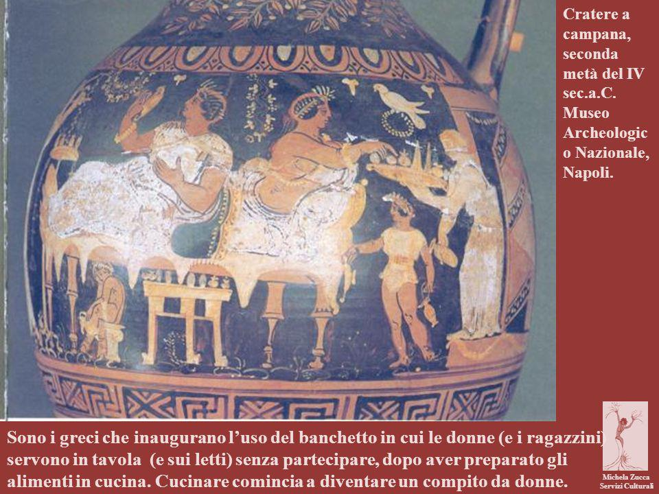 Cratere a campana, seconda metà del IV sec. a. C