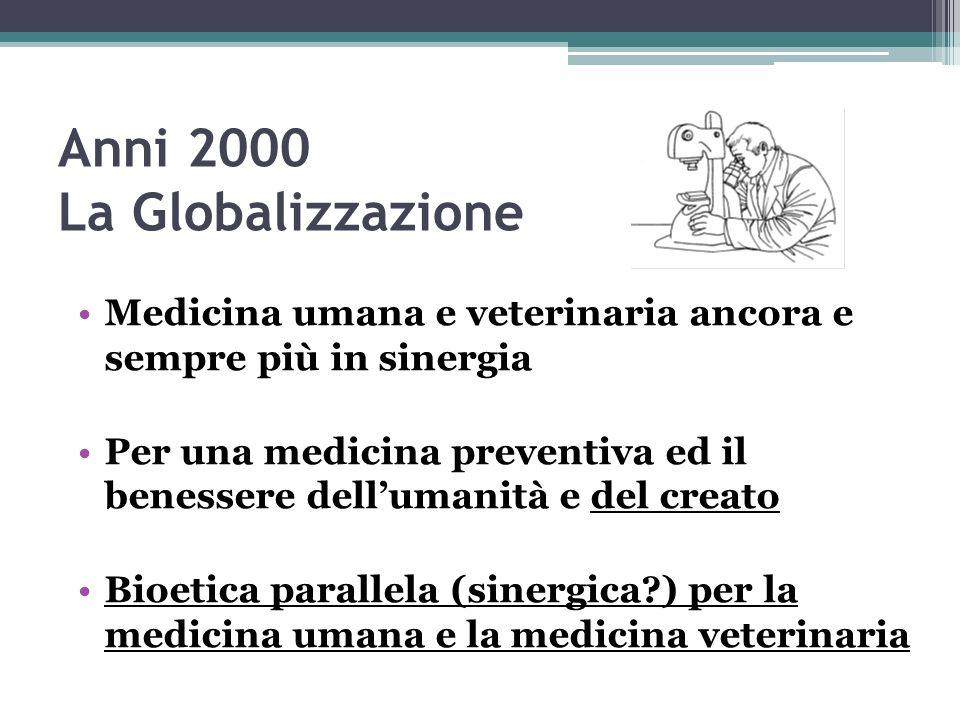 Anni 2000 La Globalizzazione