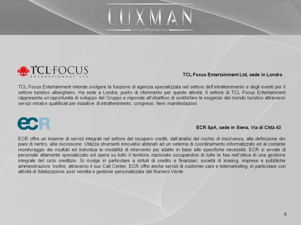 TCL Focus Entertainment Ltd, sede in Londra
