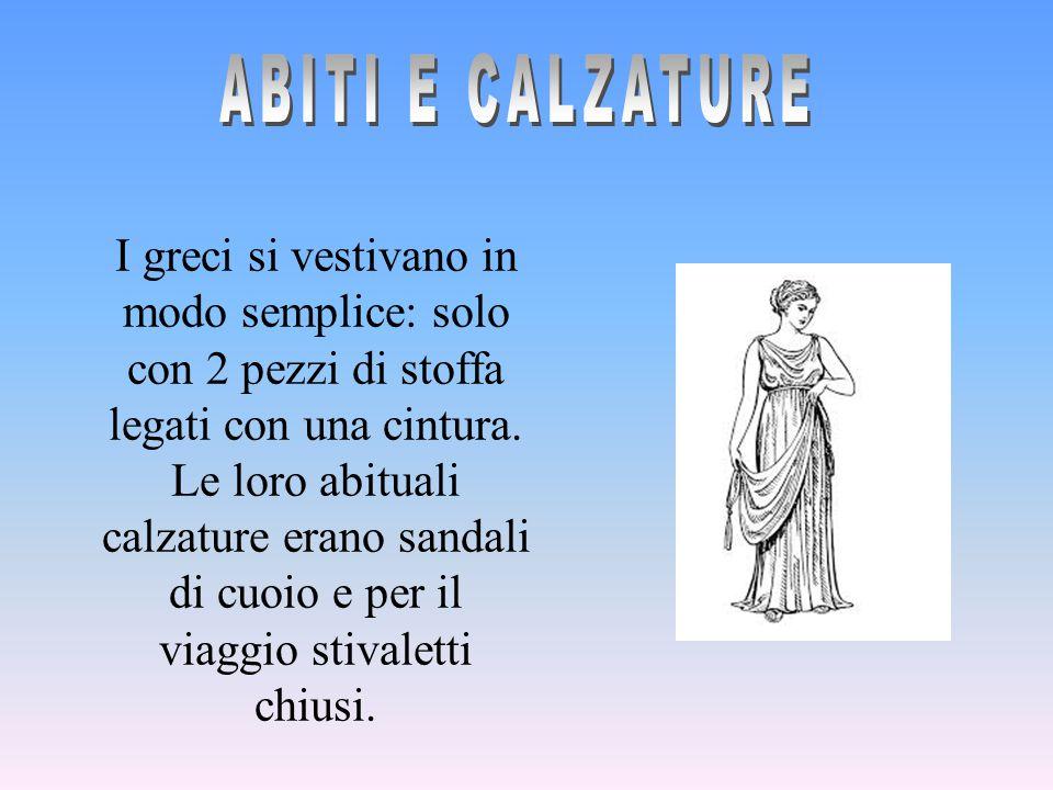 ABITI E CALZATURE