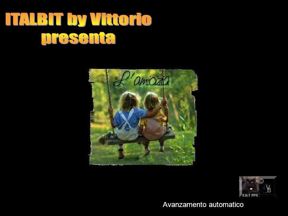 ITALBIT by Vittorio presenta Avanzamento automatico