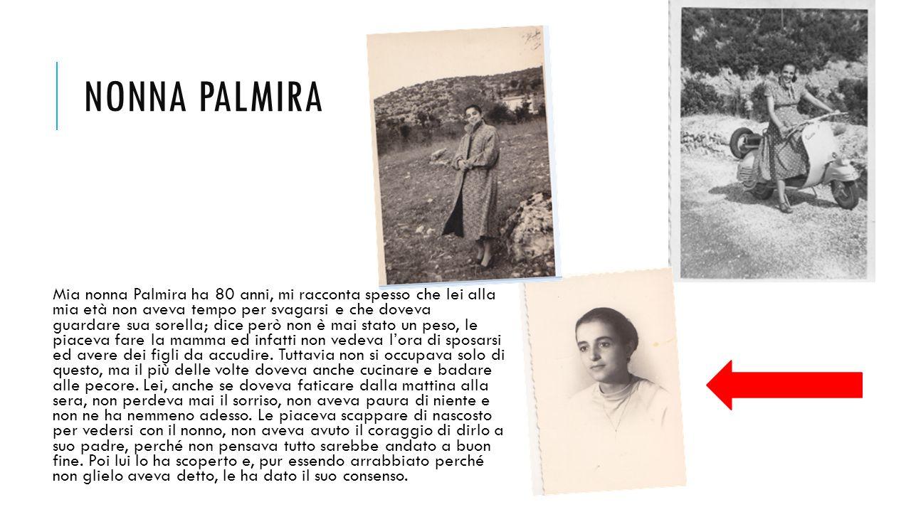 nonna PALMIRA