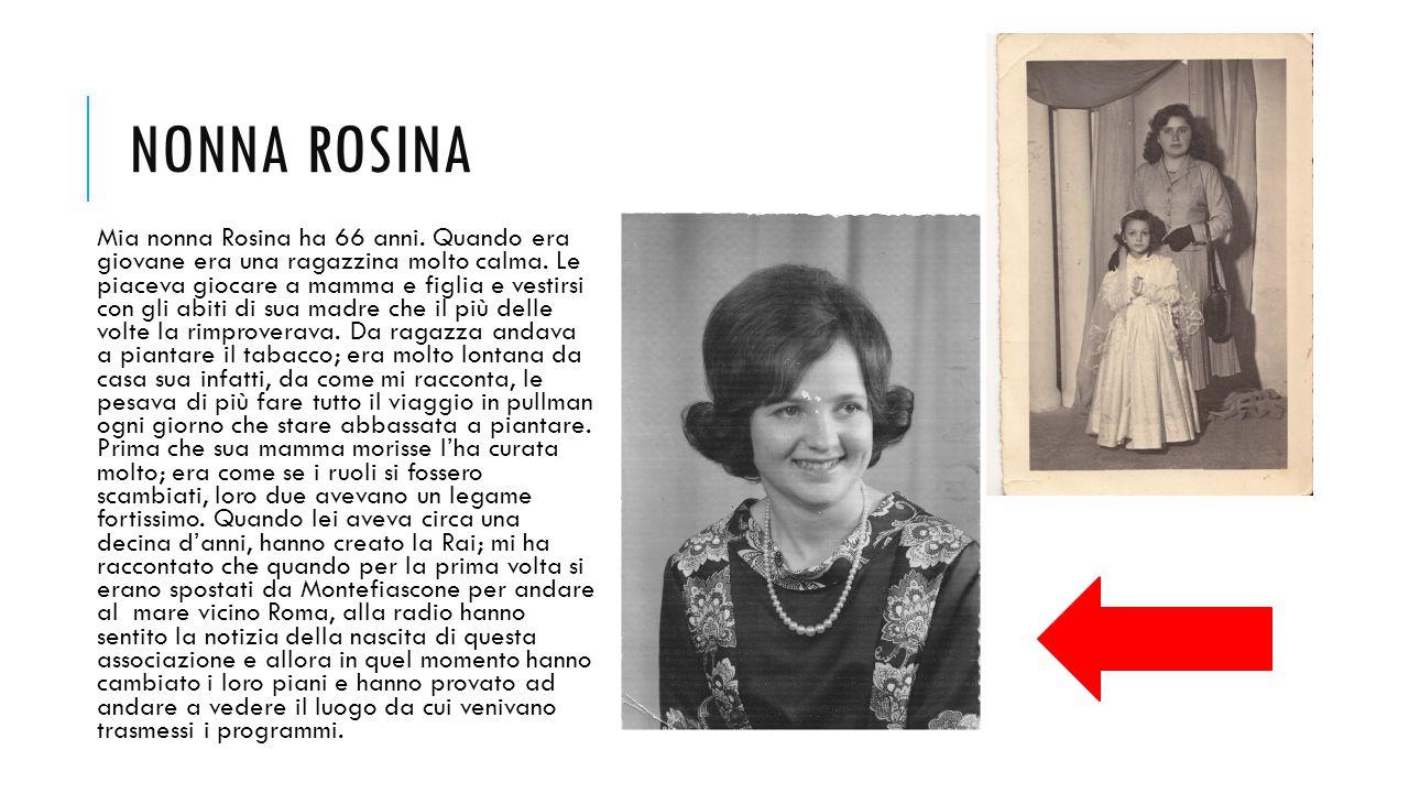 Nonna Rosina