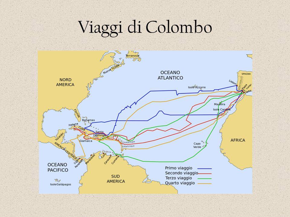 Viaggi di Colombo