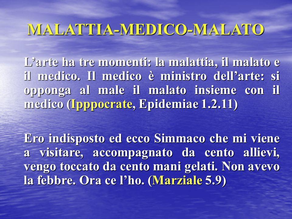 MALATTIA-MEDICO-MALATO