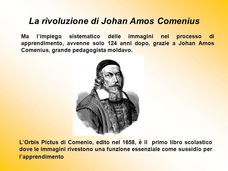 La rivoluzione di Johan Amos Comenius