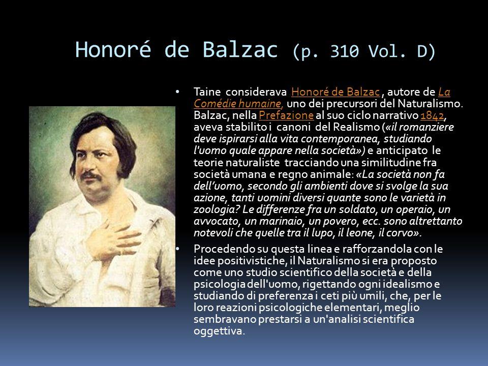 Honoré de Balzac (p. 310 Vol. D)