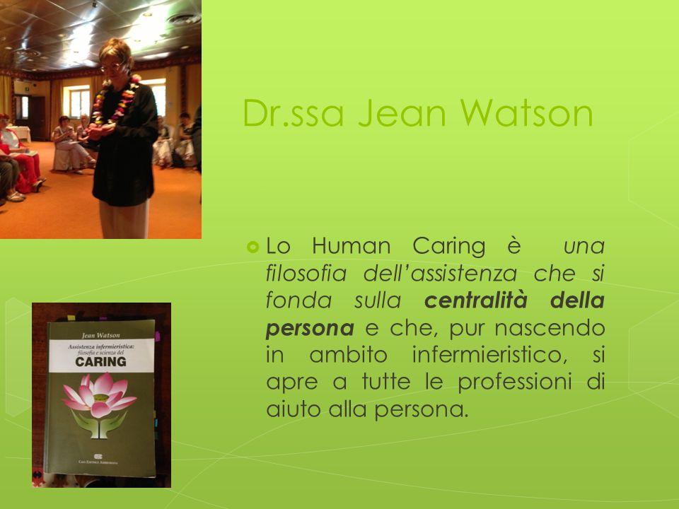 Dr.ssa Jean Watson