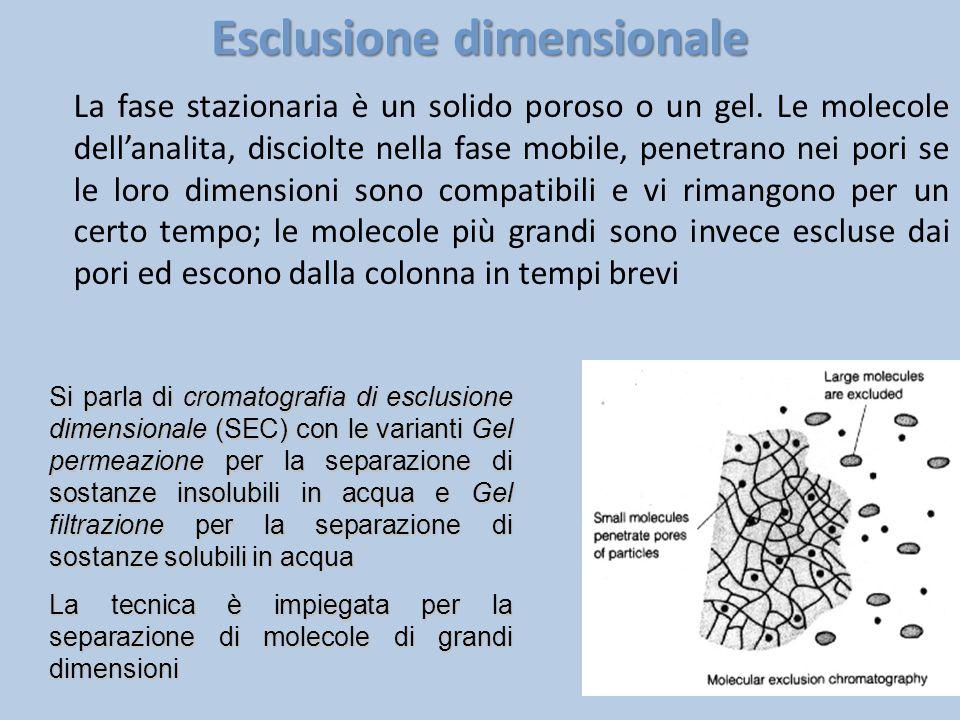 Esclusione dimensionale