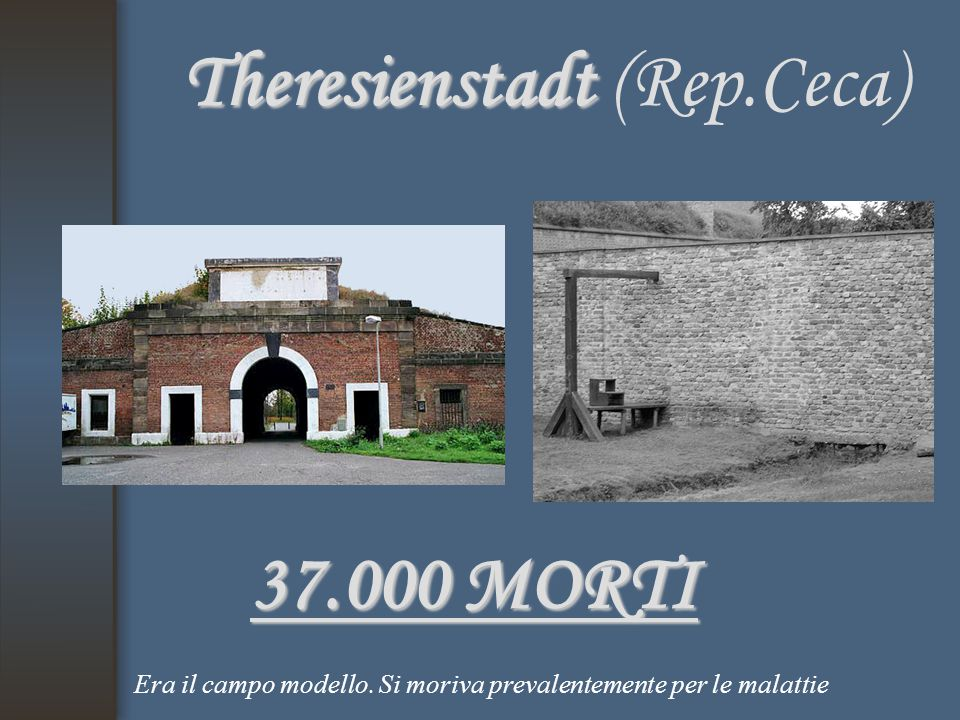 Theresienstadt (Rep.Ceca)