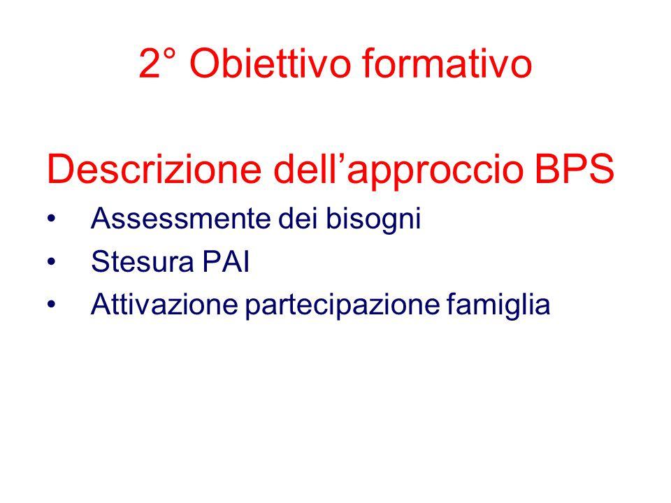 Descrizione dell'approccio BPS