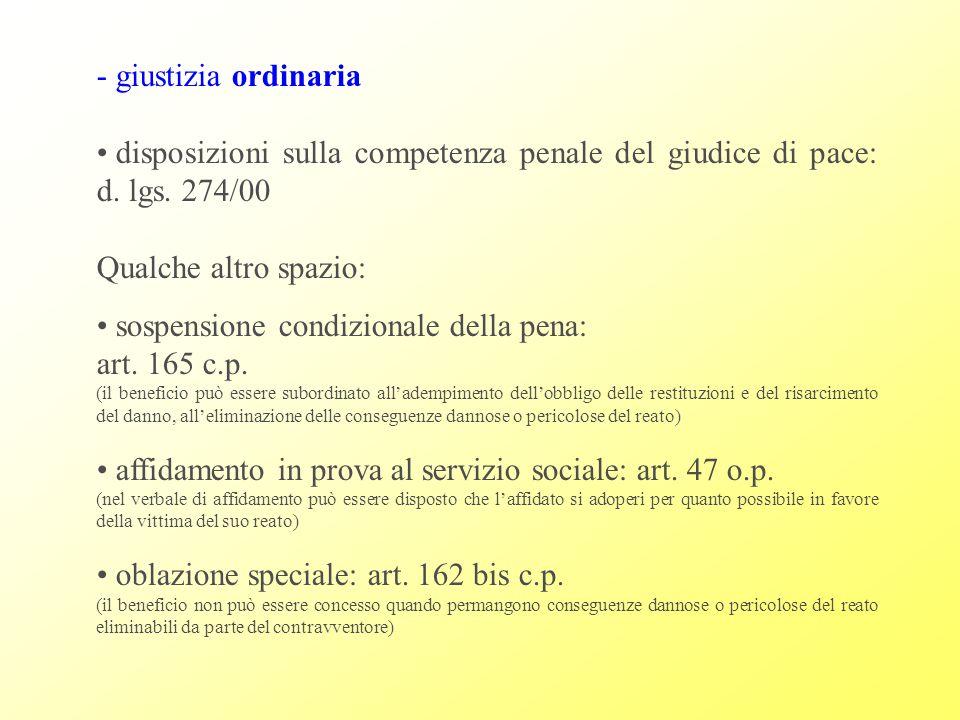 sospensione condizionale della pena: art. 165 c.p.