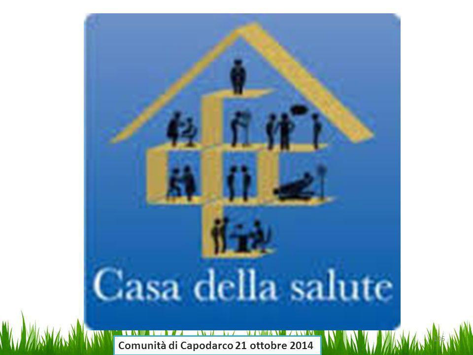 Comunità di Capodarco 21 ottobre 2014
