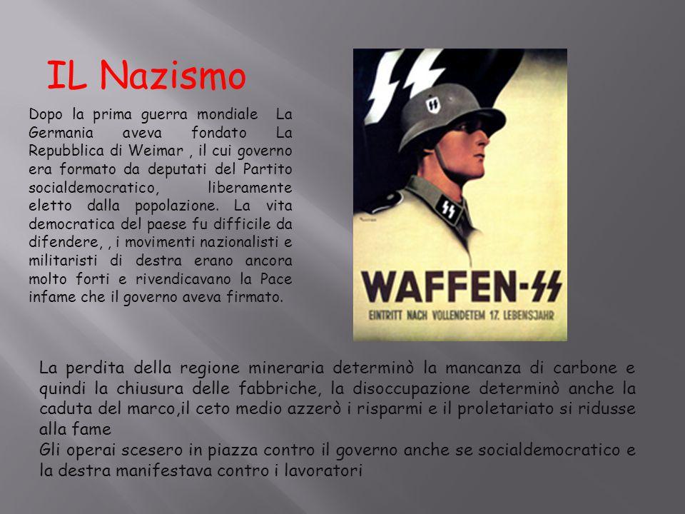 IL Nazismo