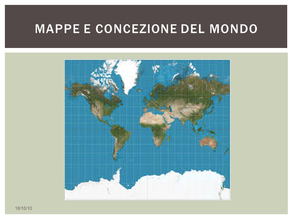 Mappe e concezione del mondo