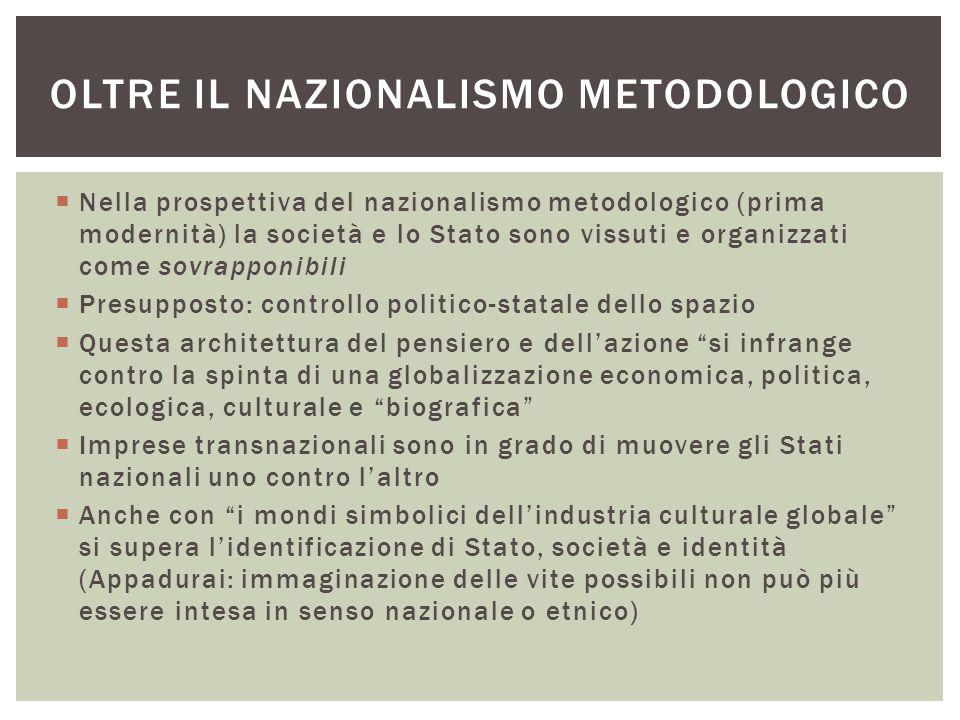 Oltre il nazionalismo metodologico