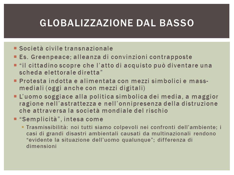 Globalizzazione dal basso