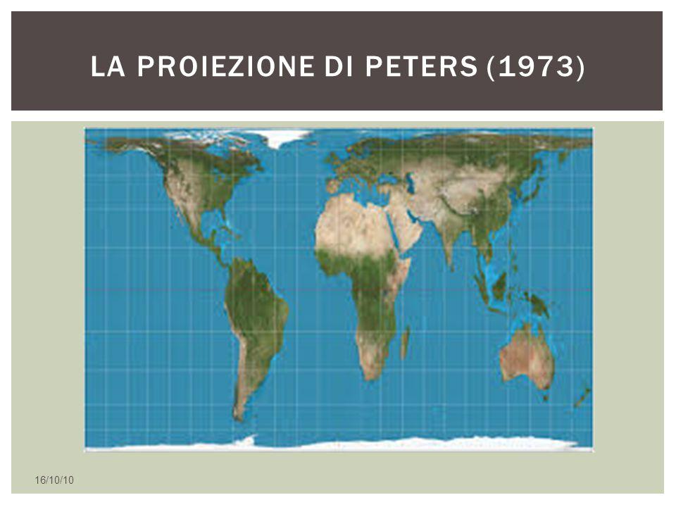 La proiezione di peters (1973)