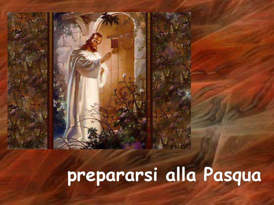 prepararsi alla Pasqua