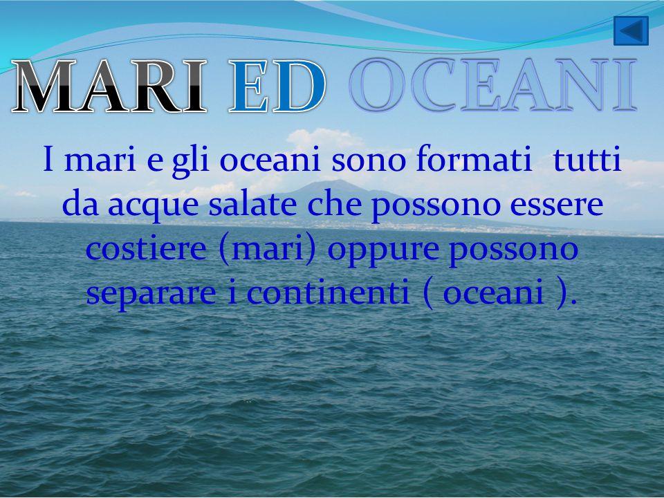 MARI ED OCEANI