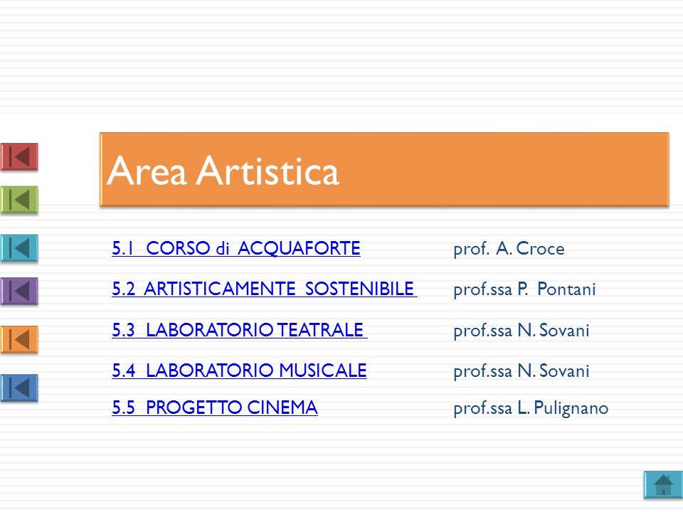 Area Artistica 5.1 CORSO di ACQUAFORTE prof. A. Croce