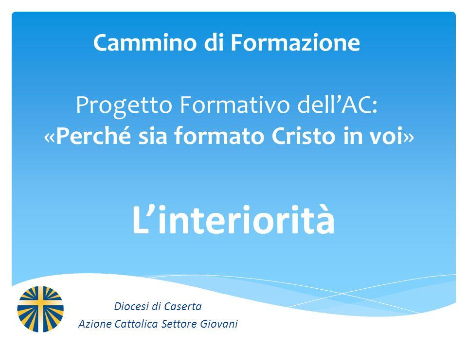 Diocesi di Caserta Azione Cattolica Settore Giovani