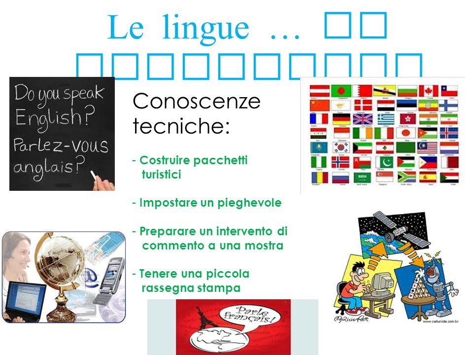 Le lingue … la tecnologia