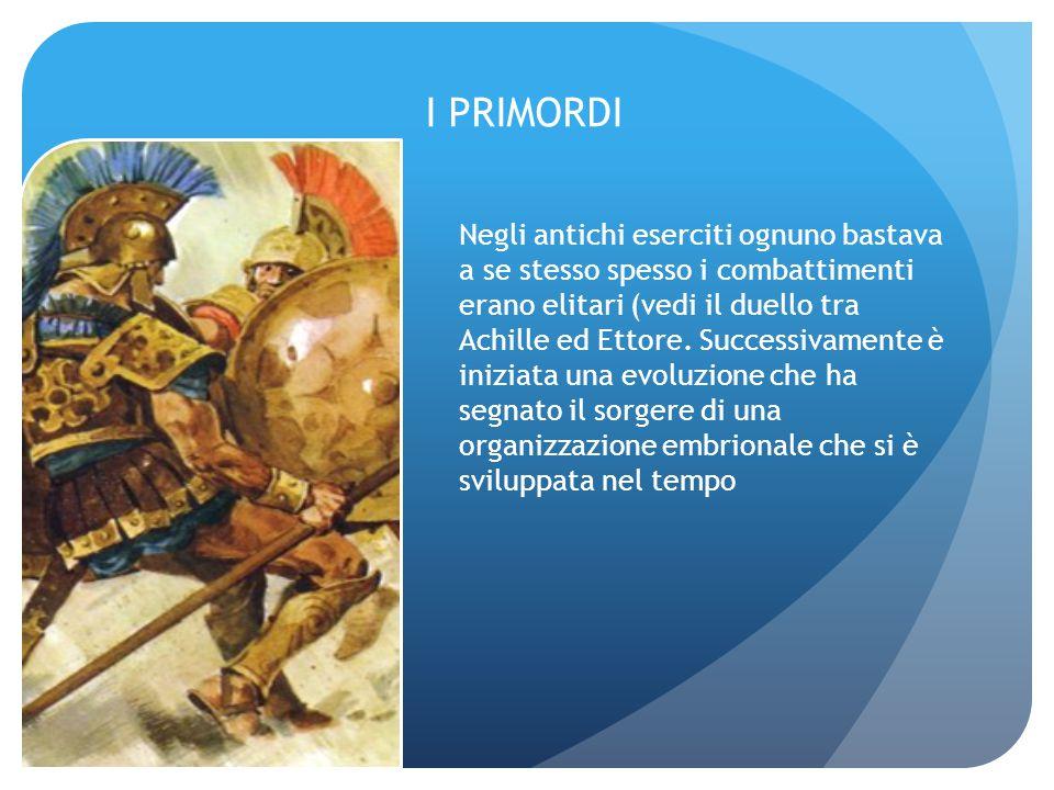 I PRIMORDI