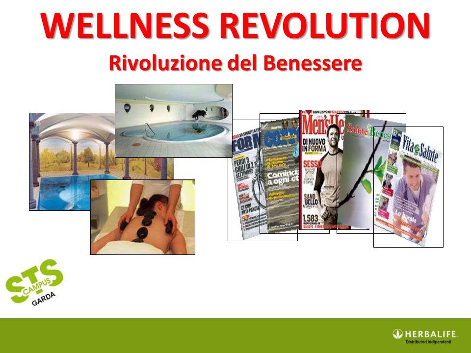 WELLNESS REVOLUTION Rivoluzione del Benessere