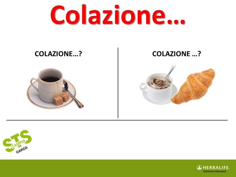 Colazione… COLAZIONE… COLAZIONE …