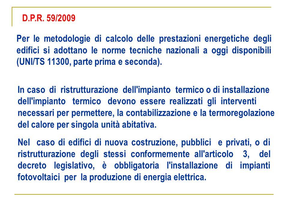 D.P.R. 59/2009