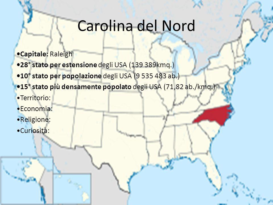Carolina del Nord