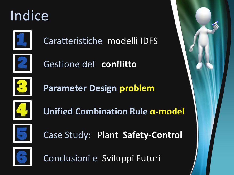Caratteristiche modelli IDFS