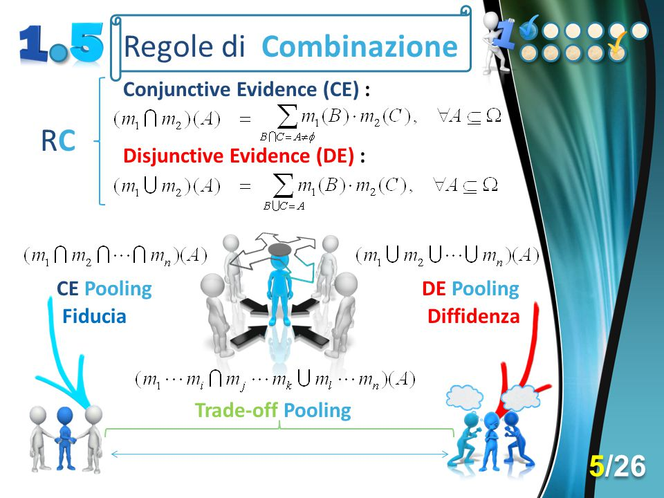 Regole di Combinazione