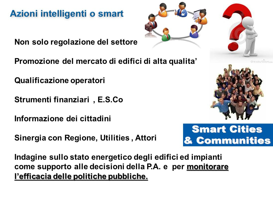 Azioni intelligenti o smart