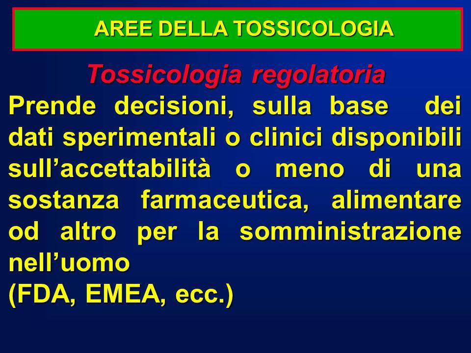 Tossicologia regolatoria