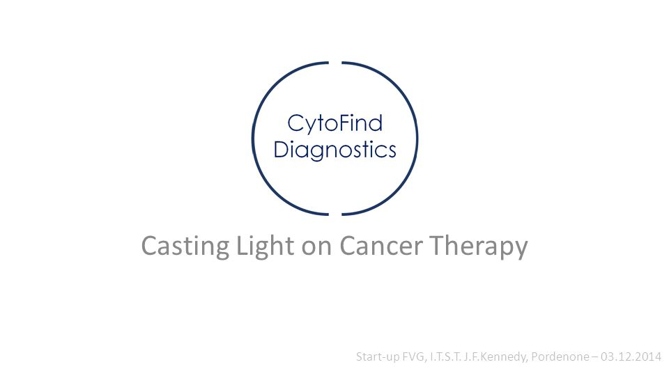 Casting Light on Cancer Therapy