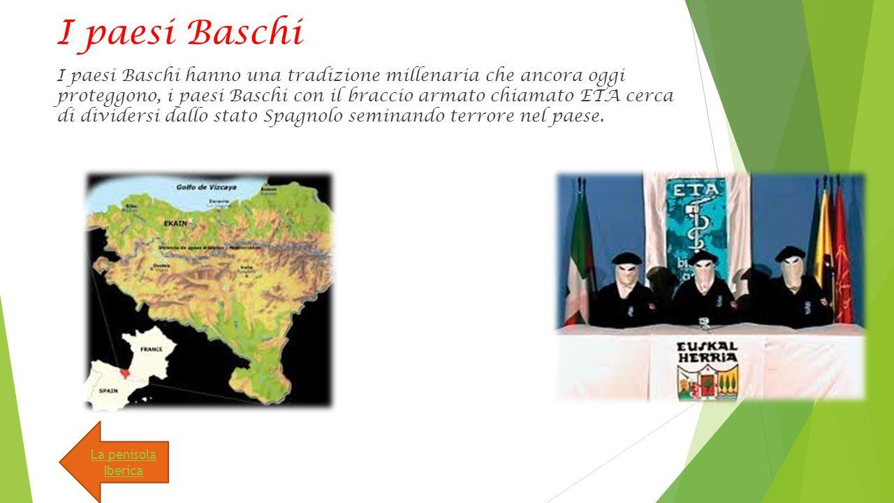 I paesi Baschi