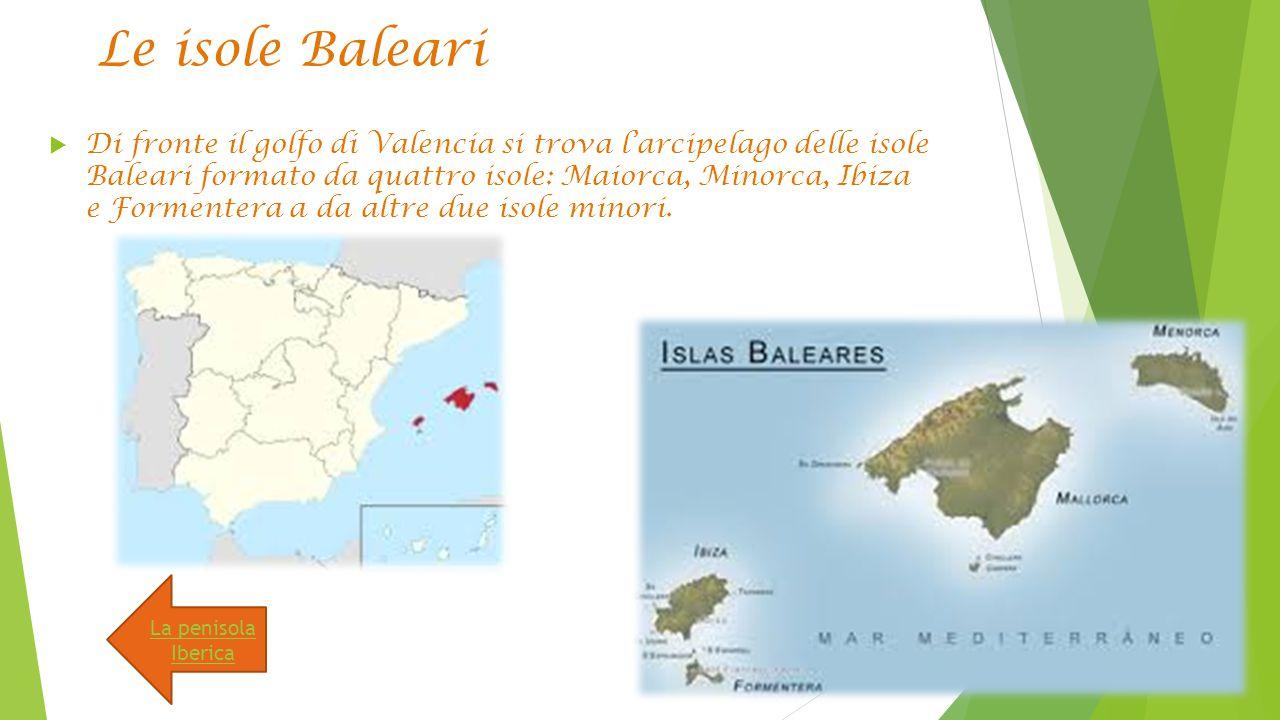 Le isole Baleari