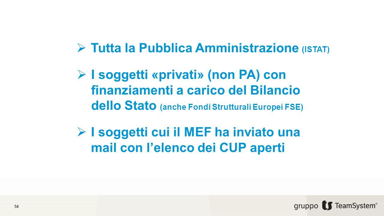 Tutta la Pubblica Amministrazione (ISTAT)