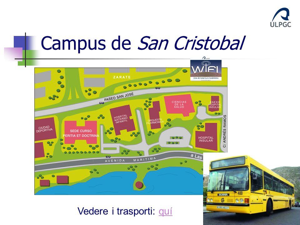 Campus de San Cristobal