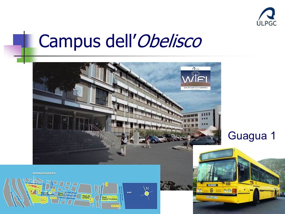 Campus dell'Obelisco Guagua 1