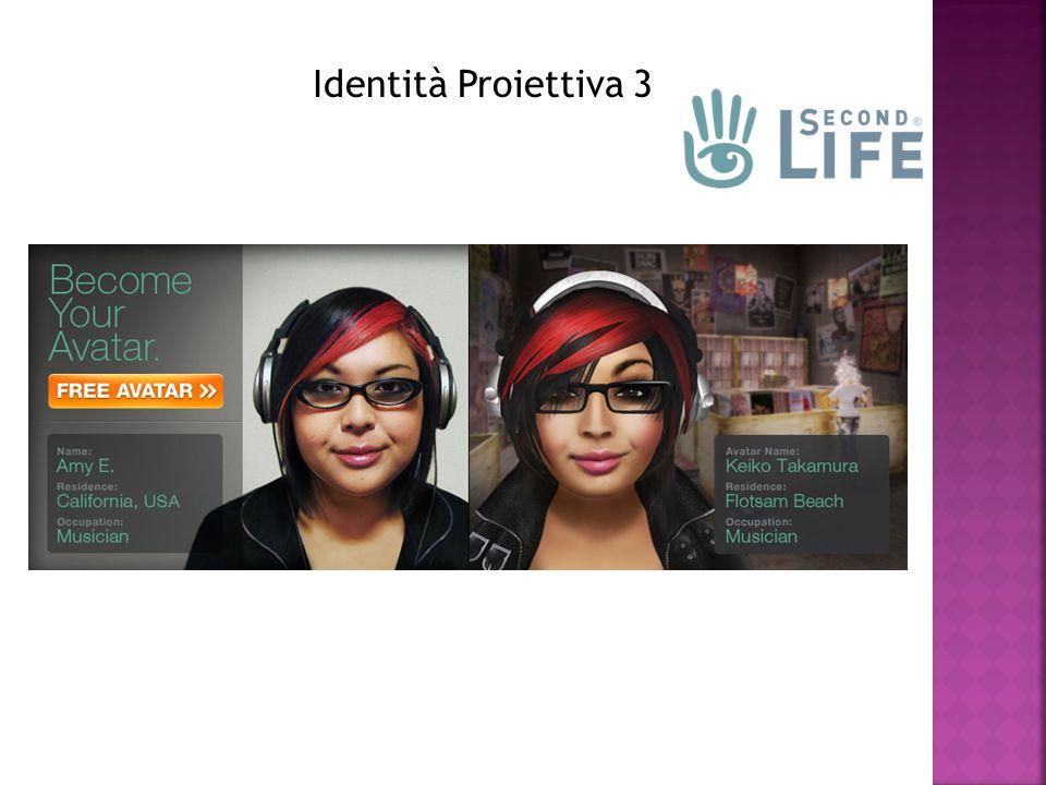 Identità Proiettiva 3