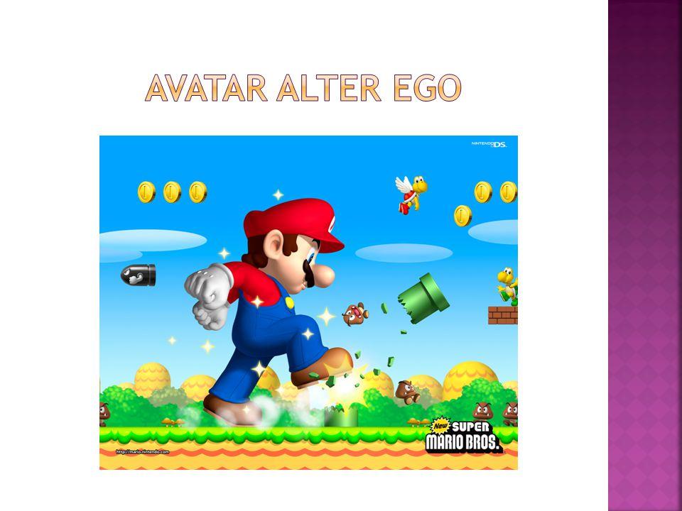 Avatar alter ego