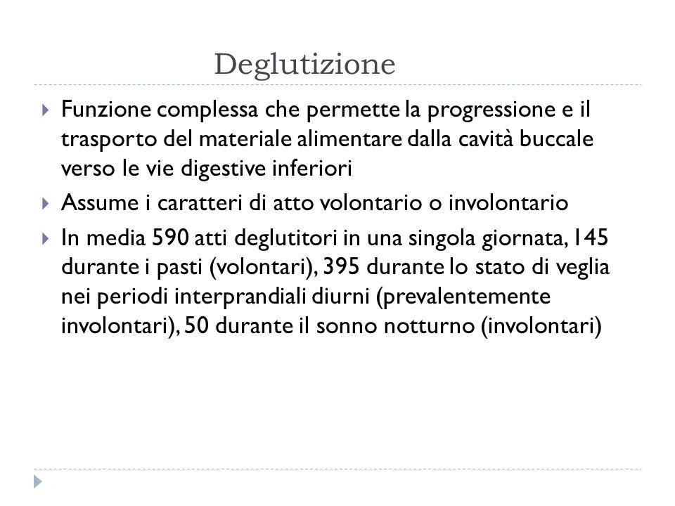 Deglutizione