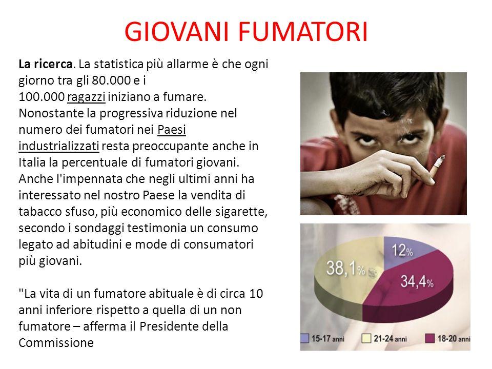 Fumo ppt scaricare for Numero senatori e deputati in italia