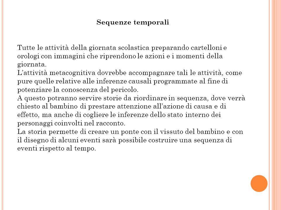 Sequenze temporali